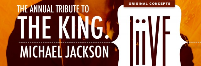 [event] Liive @ Dazzling: MJ Tribute – Thursday June 20th