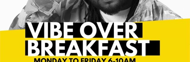[events] VIBE 105.5FM | Wednesdays 6-10am