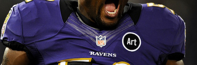 [visuals] Ray Lewis   R I S E